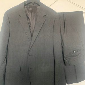 Men's Theory two piece suit